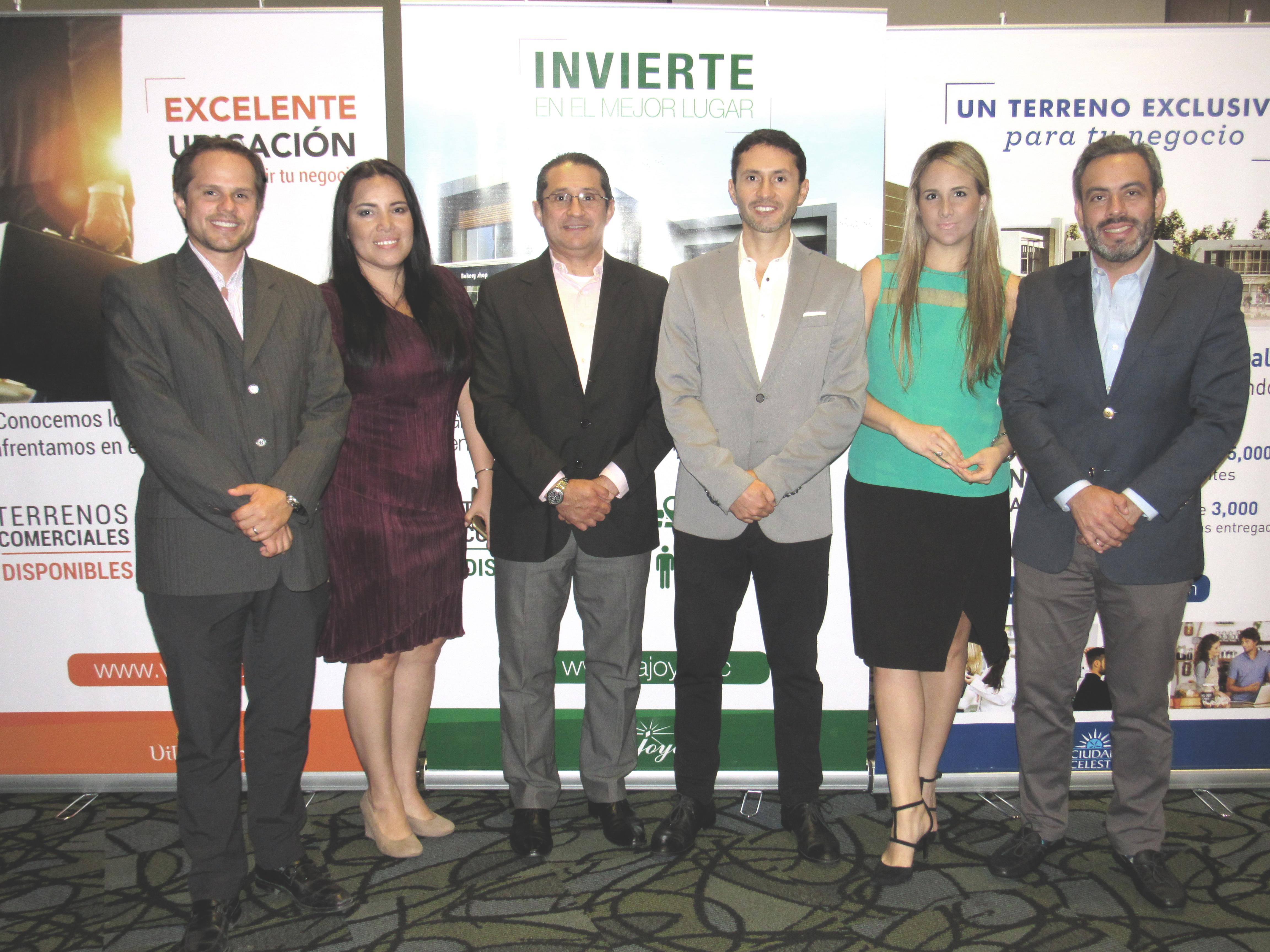 , Ciudad Celeste presenta sus Lotes Comerciales ante brokers inmobiliarios, Ciudad Celeste, Ciudad Celeste